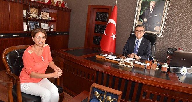 Karşıyaka Huzurevi Müdürlüğüne Sevda Özen atandı