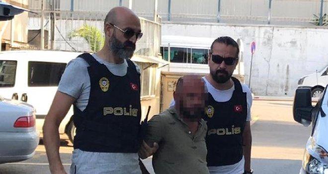 Karşıyaka sapığı tutuklandı