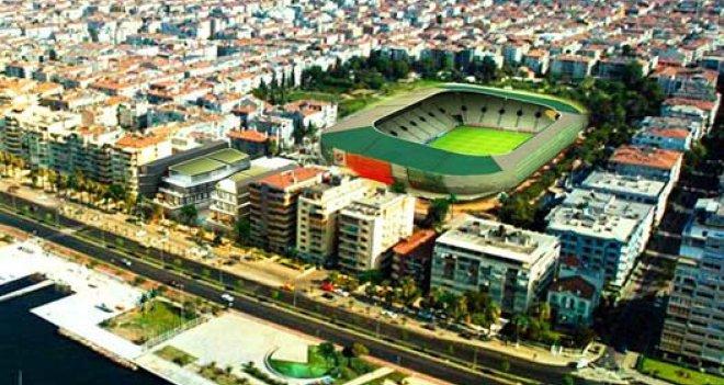 Karşıyaka Stadı yeni bütçeye girmeyebilir