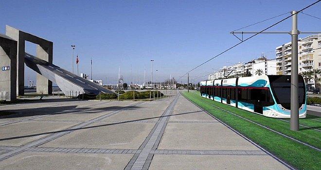 Karşıyaka Tramvayı için tarih açıklandı