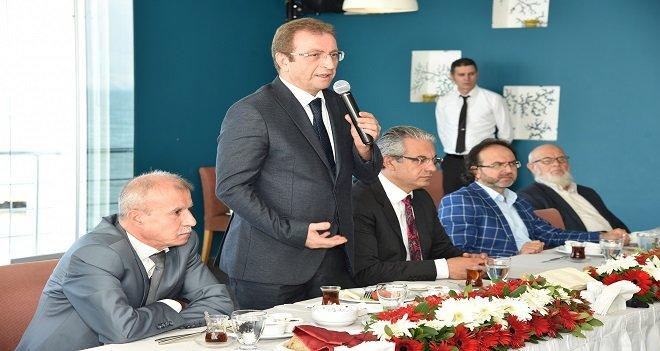Karşıyaka'da Camiler ve Din Görevlileri Haftası ilk kez kutlandı