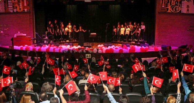 Karşıyaka'da Cumhuriyet coşkusu bitmiyor