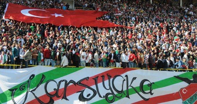 Karşıyaka'da futbol kombineleri satışa çıktı