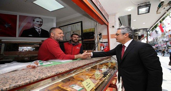 Karşıyaka'da kaçak dükkana geçit yok!