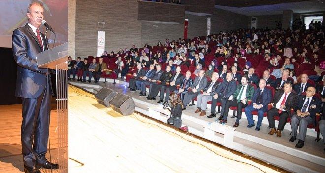 Karşıyaka'da Mevlid-i Nebi Haftası kutlandı
