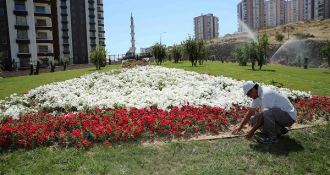 Karşıyaka'da ''Muhtarlar Parkı'' açılıyor