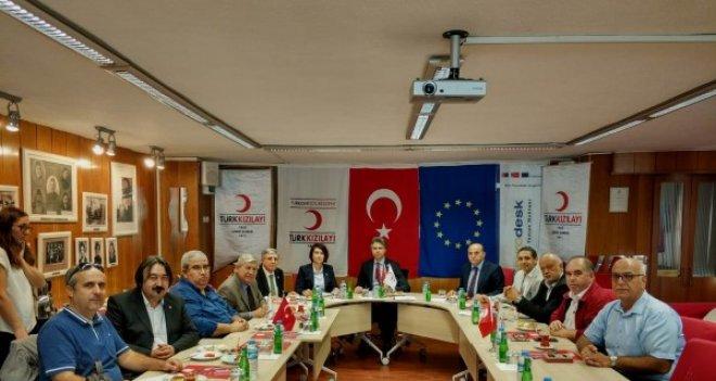Kızılay'dan İzmir'e yardımseverlik teşekkürü