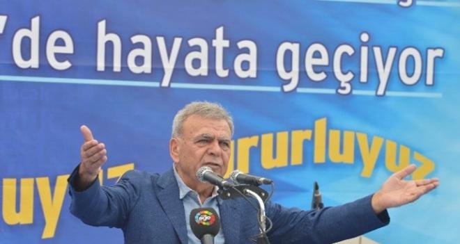 Kocaoğlu:''İzmir'i seviyorsan,mallarına sahip çıkacaksın''