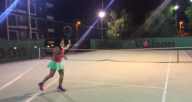 Koşabiliyorken Koş Tenis Turnuvası sonuçlandı