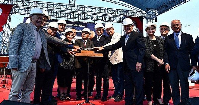 Mavişehir Opera Binası temeli atıldı...