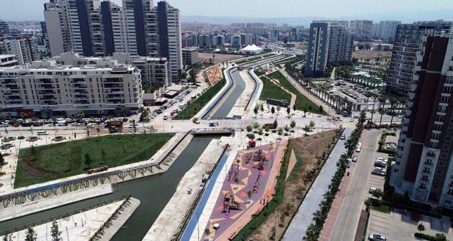 Mavişehir'deki Halk Park açılıyor...