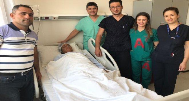 Organ nakil bekleyen hastalara bayram hediyesi