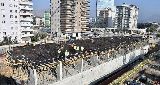 Örnekköy'de kentsel dönüşümde ilk etap hızlı başladı