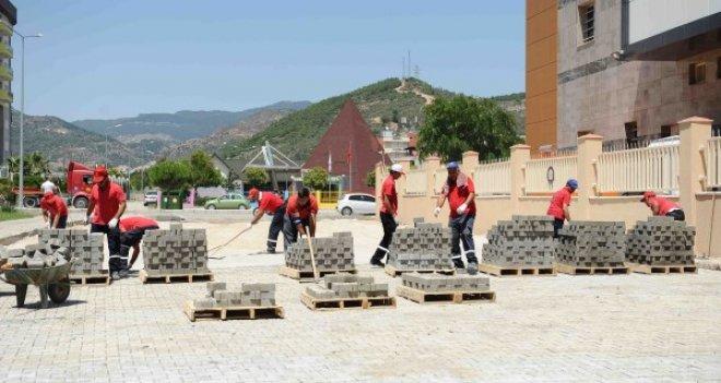 Örnekköy'e 50 araçlık yeni otopark