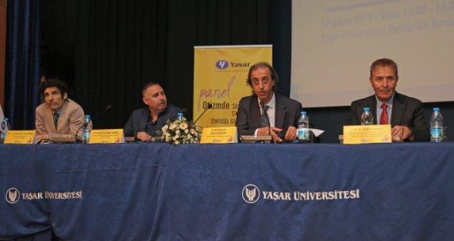 ''Otizmde Sanat ve Spor'un Zihinsel Gelişime Katkısı'' paneli