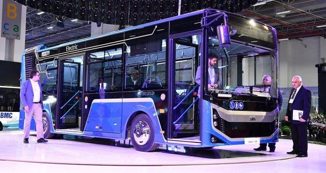 Otobüs sektörü İzmir dedi