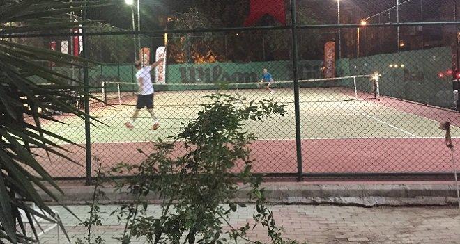 Teniste final günü…