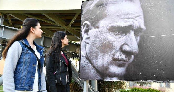 Ulu Önder ''Ata'ya Saygı Yürüyüşü''nde anılacak...