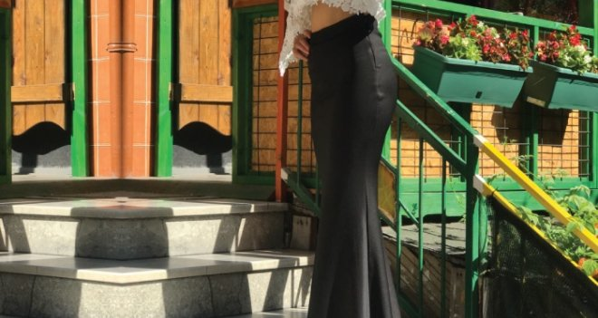 Uzun Etek Modelleri