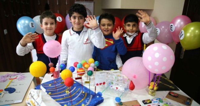 Vecdi Altay Çocuk Kulübü'nde ikinci dönem başlıyor
